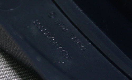 """It's got this stamped into the underside of the main body/monocoque """"© 1978 Tamiya, 20006/977101"""" Anyone know what the 977101 means? The box has """"1/20 ITEM 20006*2000"""" printed on it."""