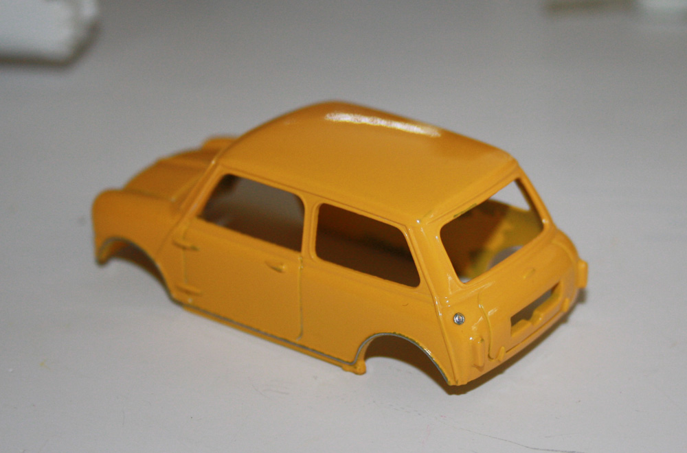 Mini Cooper S Conversion Price Keable Dinky 1 43 Wixy500