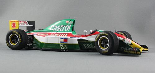1993 Lotus 107B Ford, Zanardi (Tamiya 1:20)