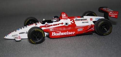 Indycar Enhancement, Paul Tracy (Onyx 1:43)