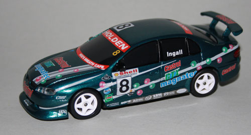"Russell Ingall ""Magnatec"" VT Commodore Conversion"