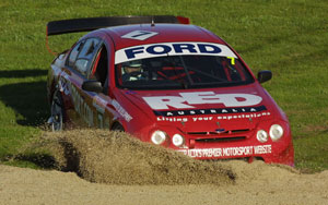 Rodney Forbes' 2001 Gibson Motorsport AU Falcon