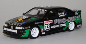 Pro-Duct VN Commodore driven by Bob Pearson and Bruce Stewart at Bathurst in 1991, modelled by Dinkum