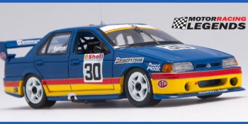 Biante's 1993 ATCC winning EB Falcon of Glenn Seton