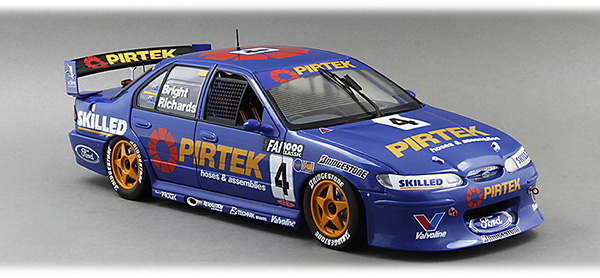The '98 Bathurst 1000 winner, coming soon from Apex