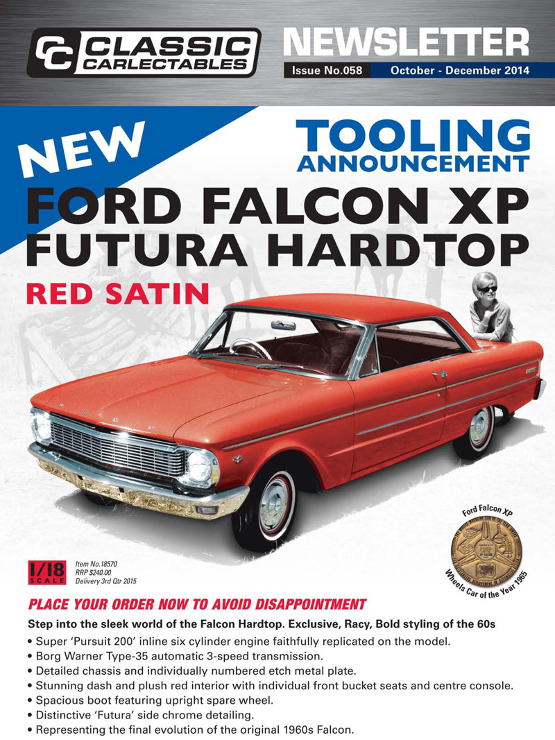 ford falcon xp futura hardtop