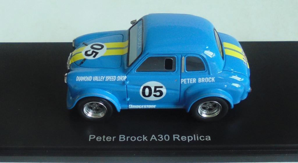 Austin A30 Brock 05 A Replica (100 units)