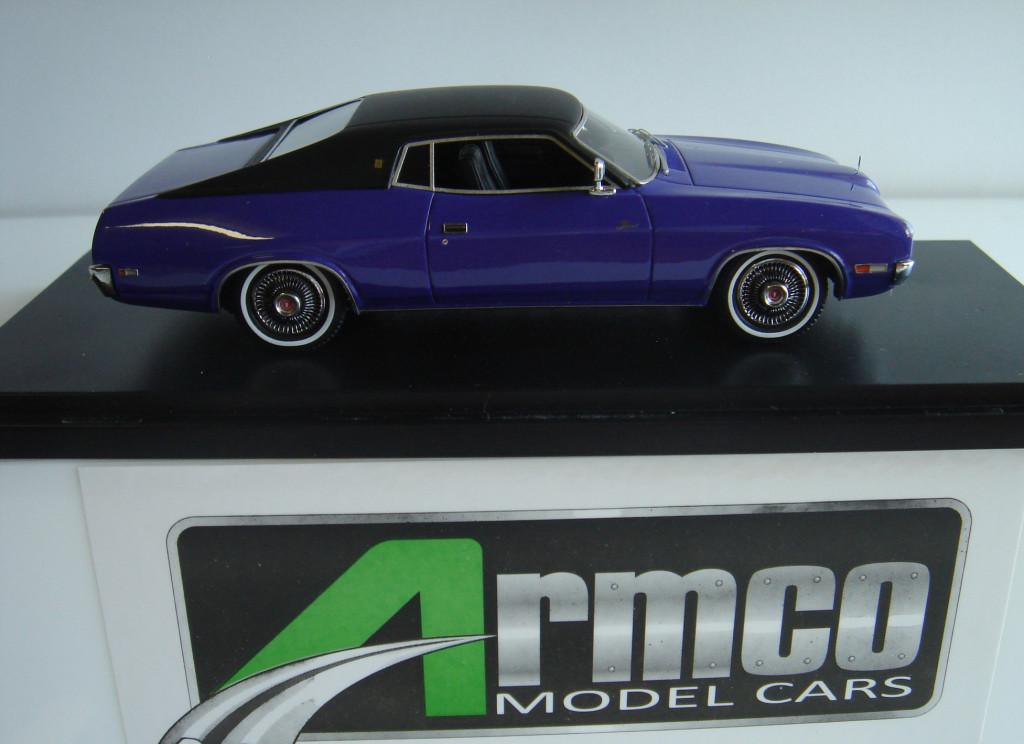 Purple Ford Landau (100 units)