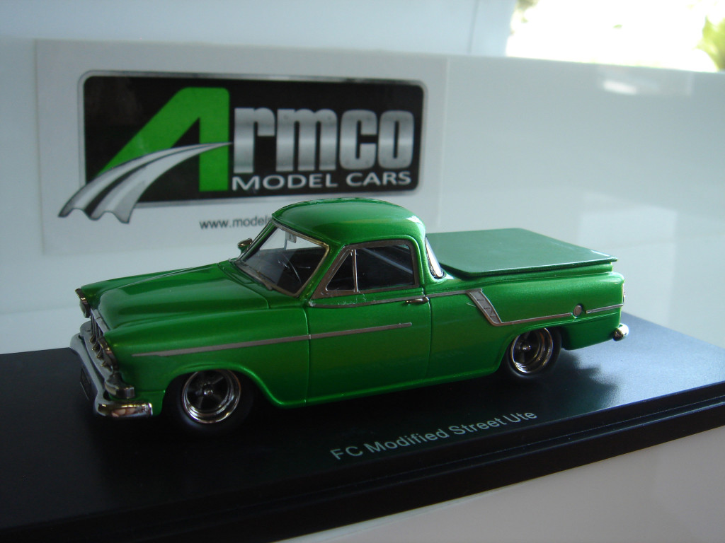1958 FC Holden Ute (Green, Modified, 25 units)