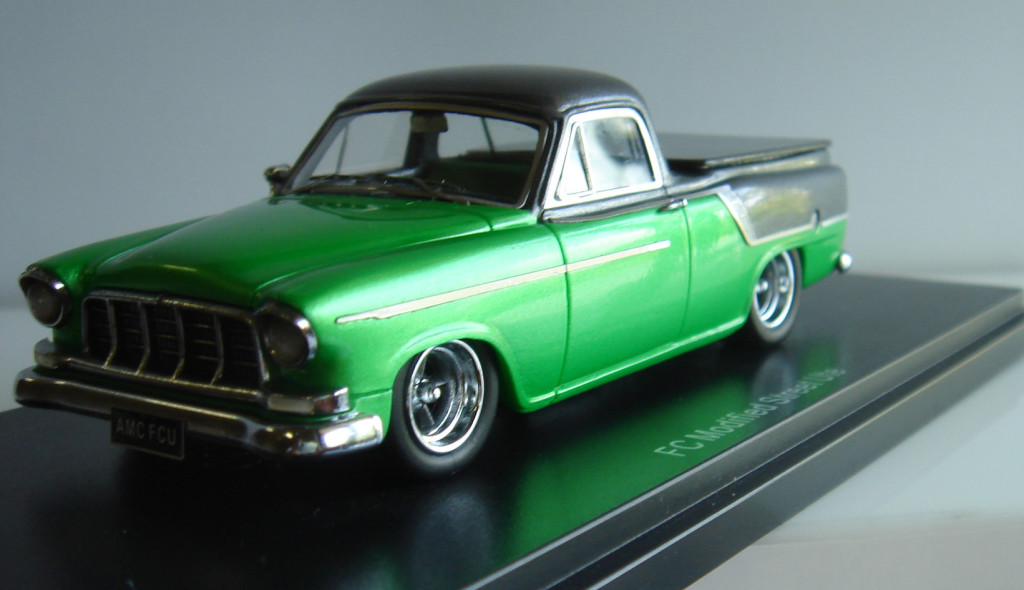 1958 Holden FC Ute Modified (Green/Black) 75 units