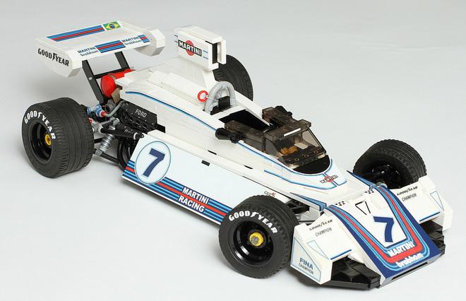 1975 Brabham BT44B Carlos Reutemann