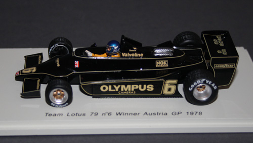 Lotus 79 (Ronnie Peterson, 1978)