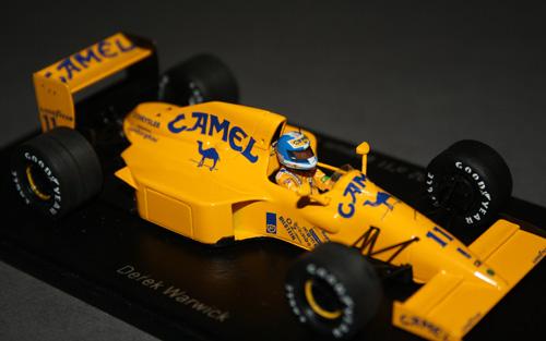 Camel Lotus 102 (Derek Warwick, 1990)