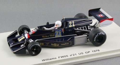 Williams FW05 (Warwick Brown, 1976)