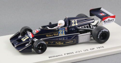 Review: Williams FW05 – Warwick Brown