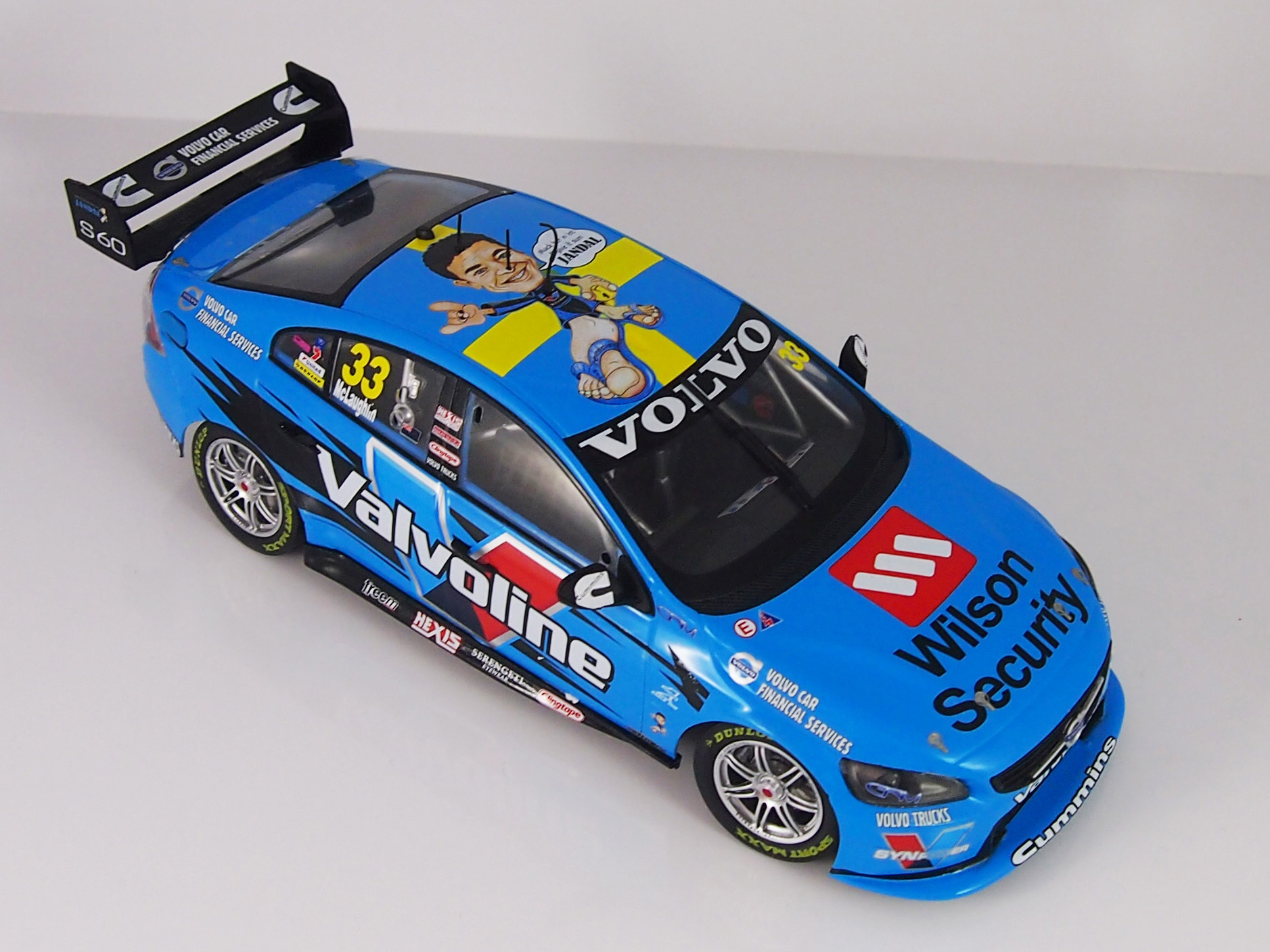 scott mclaughlin Volvo GRM 2014 AGP