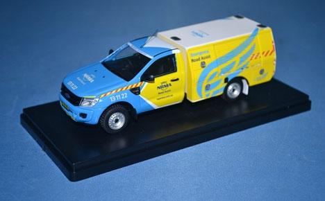 NRMA Ford Ranger