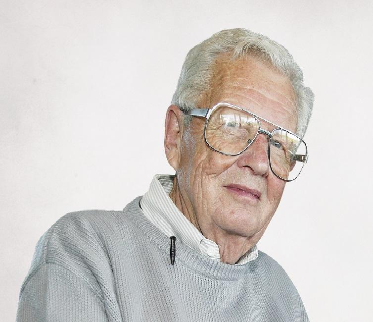 former Holden designer Leo Pruneau