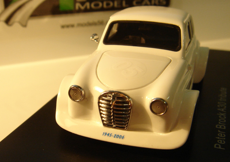 Brock tribute car from Models56