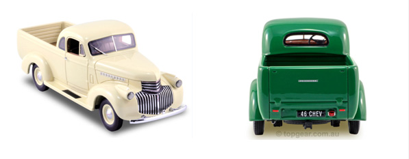 1946 Chev Ute 'Select Series' by Trax