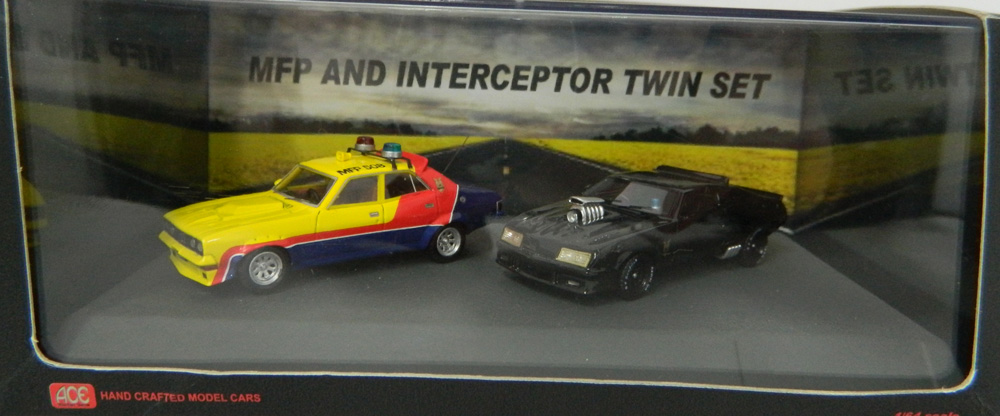 More Special Models for Diecast Expo