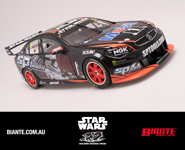 1:18 versions will be coming later this year. RRP is $195