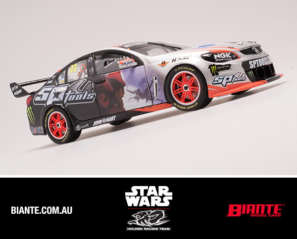 HRT Star Wars Racers