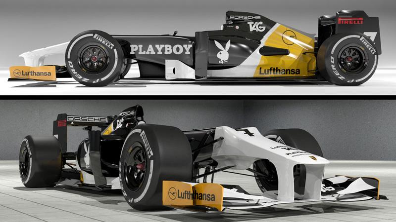 Porsche F1, 2012