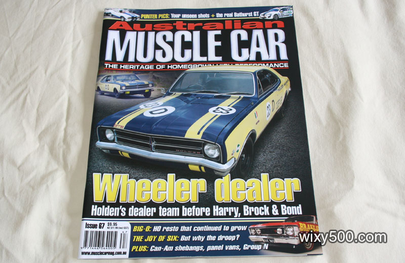 Australian Muscle Car – issue 67