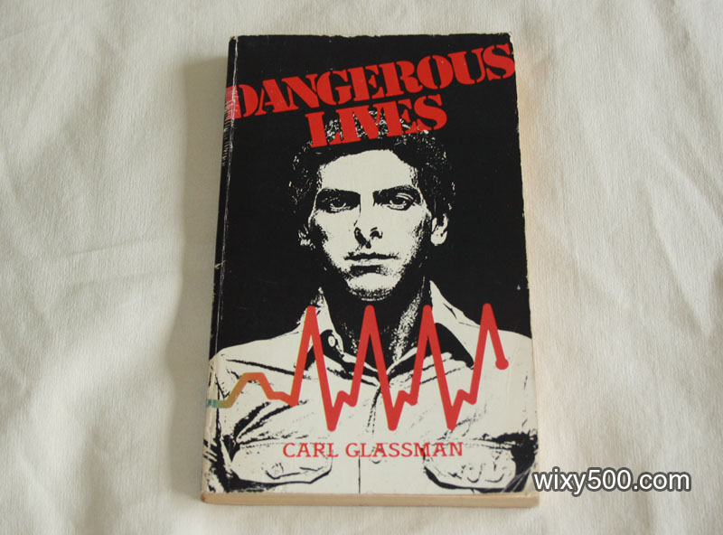 Dangerous Lives - dangerous occupations book for teens, includes Bobby Rahal/racecar driver chapter