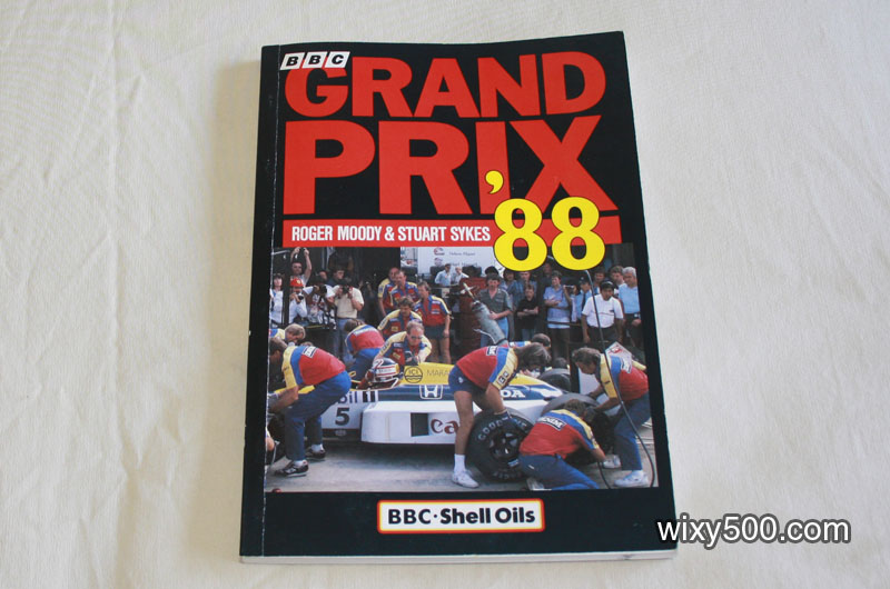 BBC Grand Prix '88 (includes comments on all the drivers by James Hunt)