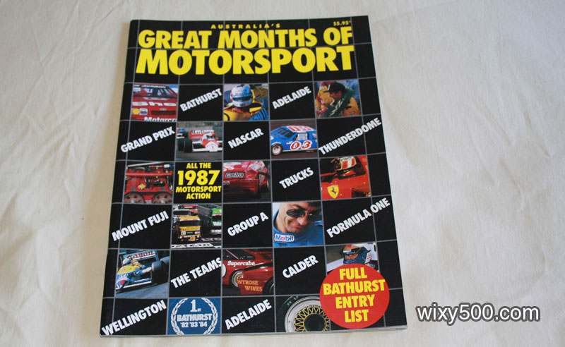 Great Months of Motorsport (1987)