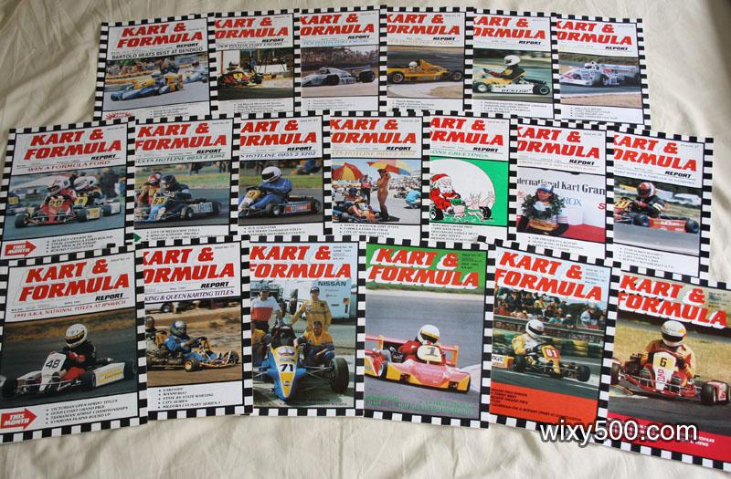 Kart & Formula Magazine