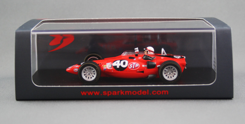 Review: STP-Paxton Indycar 1967 (Spark)