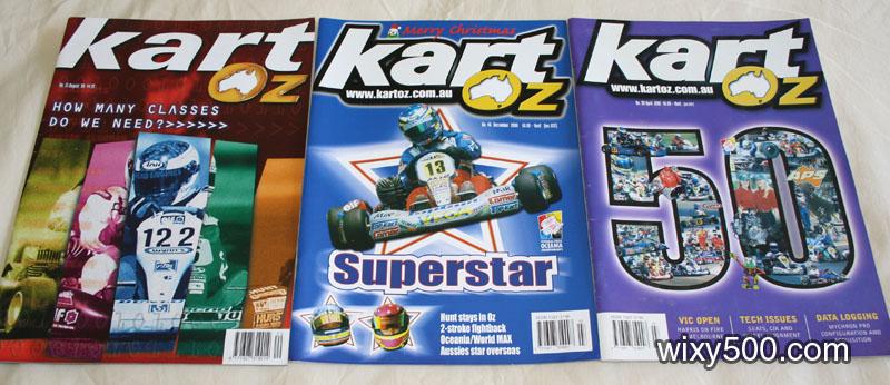 KartOz Magazine