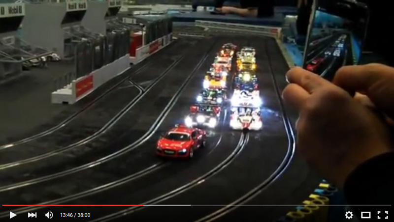 Documentary: 24 Hours of LeMans with Slot Cars