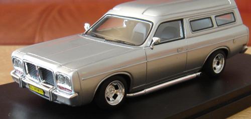 New Release: Chrysler Vans From Models56