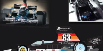 Danny Ongais Lola T332 1975 Formula 5000