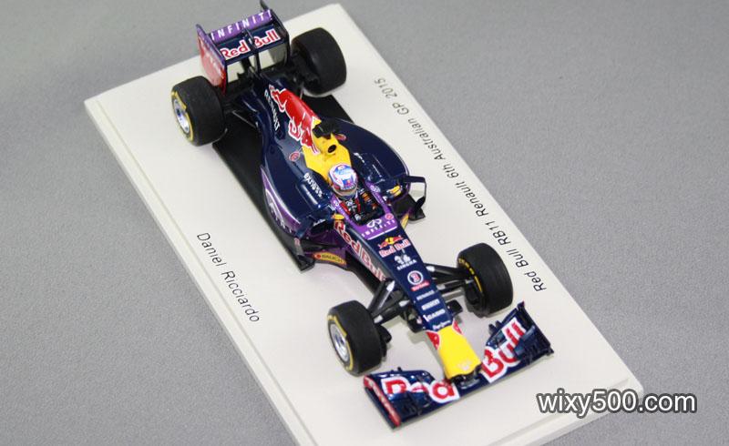 2015 Red Bull RB - Daniel Ricciardo