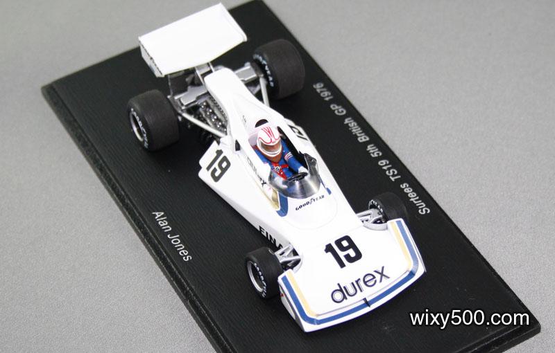 1976 Surtees TS - Alan Jones