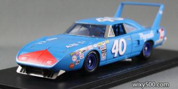 1970 Daytona 500 winner - Pete Hamilton's Plymouth Superbird