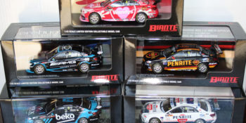 Betty's Mercs! Range of Erebus AMGs. Some of the liveries look great; some not so much...