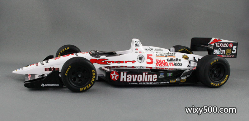 Old Indy Car Pictures