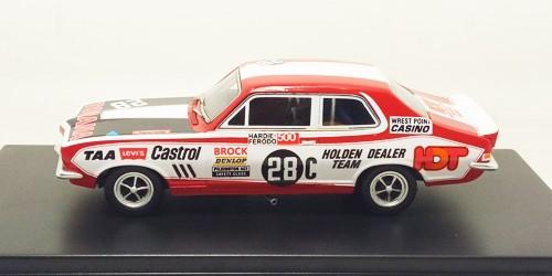 AR41201 - Holden LJToranaGTRXU-1 - #28C, Peter Brock - Winner, 1972 Hardie-Ferodo 500