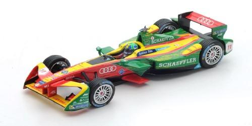 Spark 18FE03 - 1:18 Abt Schaeffler Audi Sport - #11 - Lucas Di Grass - 2017 Formula E Champion