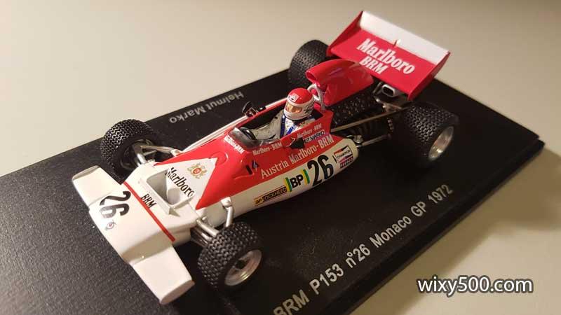 Marko's BRM, now with Marlboro
