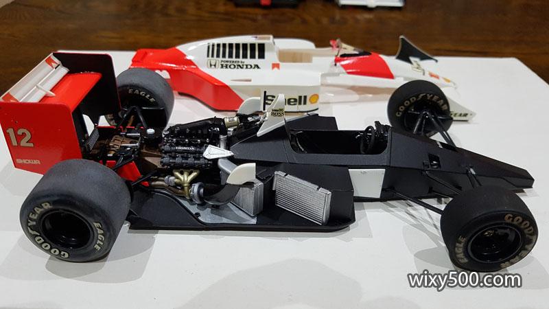 Tamiya 20022 - 1988 McLaren MP4/4 (built as Ayrton Senna)