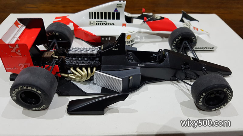 Tamiya 20026 - 1990 McLaren MP4/5 (built as Ayrton Senna)