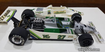 Tamiya 20014 - 1979 Williams FW07 (built as Alan Jones)