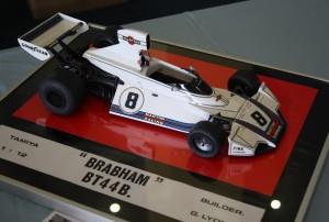 Tamiya 1:12 Brabham BT44B